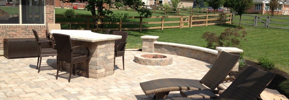 Hardscapes/Paver Patios